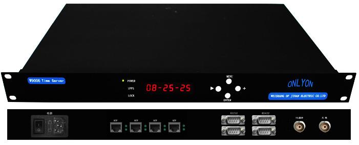 NTP时间服务器